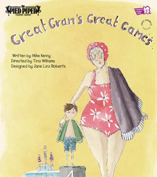 Great Gran's Great Games Family Fun Pack