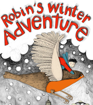 Robin's Winter Adventure - Audio Storybook
