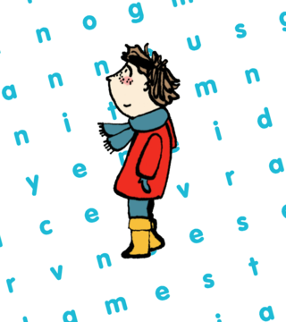 Word Search from Robin's Winter Adventure